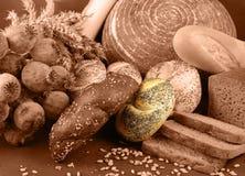 Speciaal broodje stock afbeelding