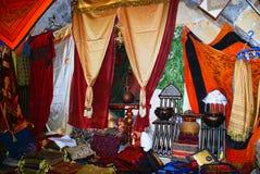 Speciaal gordijn van Jeruzalem Royalty-vrije Stock Foto