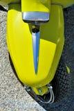Special 150, apfelgrünes lammy, 1968 Lambretta X Lizenzfreie Stockfotos