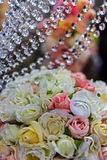 Special arrangement for the wedding Royalty Free Stock Photography