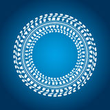 Special blue background Stock Images