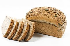 Special Bread Spelt Royalty Free Stock Images