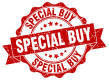 Special buy stamp Stock Photo
