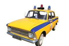 Special Car 1970s Royalty Free Stock Photography