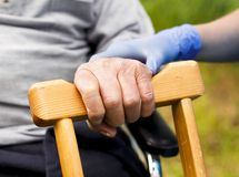 Special Care Royalty Free Stock Photography