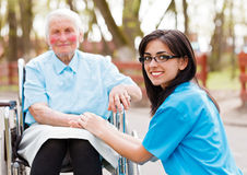 Special Care Royalty Free Stock Photo