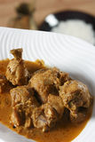 A Special chicken curry from Kerala Stock Image
