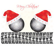 Special Christmas background Royalty Free Stock Images