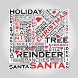 Special Christmas background Stock Photo