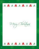 Special Christmas background Royalty Free Stock Photos