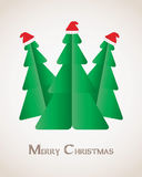 Special Christmas card Royalty Free Stock Image
