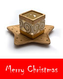 Special Christmas card Stock Images
