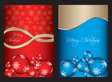 Special Christmas cards Stock Photos