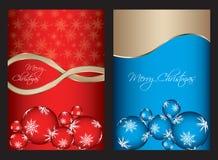 Special Christmas cards Stock Photos