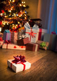 Special christmas gift Royalty Free Stock Photo