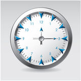 Special clock. For your home Royalty Free Stock Image