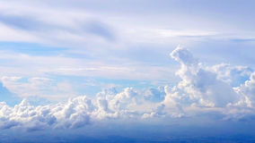 Special cloudscape Stock Photography