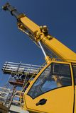 Special construction machinery. Industrial composition. Stock Photos