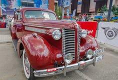 Special 1938 de la serie 40 de Buick Fotos de archivo libres de regalías