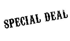 Special Deal rubber stamp Stock Image