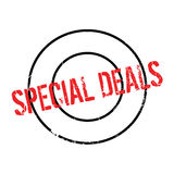 Special Deals rubber stamp Stock Images