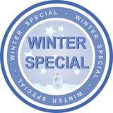 Special del invierno Imagen de archivo