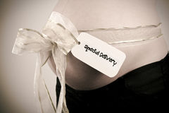 Special Delivery Royalty Free Stock Image