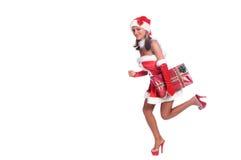 Special Delivery Elf Stock Photos