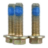 Special design, bolts for the automotive industry Stock Image