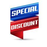 Special Discount Vector Icon Banner Design vector illustration