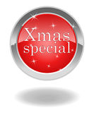 Special do XMAS da venda Fotos de Stock Royalty Free