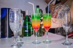 Special drink för partiet Royaltyfri Foto