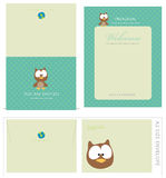 Special Event Templates And Envelope Royalty Free Stock Photos