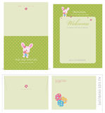 Special Event Templates and Envelope. Special Event Templates (includes A2 invite with crop marks & bleeds, A2 envelope setup and 8.5x5.5 program Stock Photos