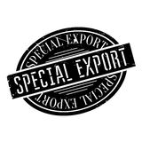 Special Export rubber stamp Royalty Free Stock Images