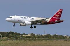 Special färbt CSA Airbus Lizenzfreies Stockfoto