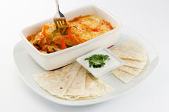 Special Fajitas Royalty Free Stock Photos