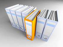 Special Folder Royalty Free Stock Photo