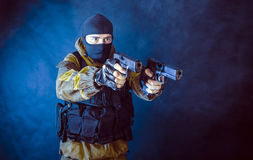 Special force Royalty Free Stock Photos