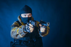 Special force Royalty Free Stock Image