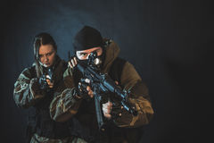 Special force Stock Photography