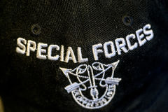 Special Forces Baseball Cap Stock Image