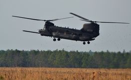 Special Forces CH-47 Chinook Stock Photo
