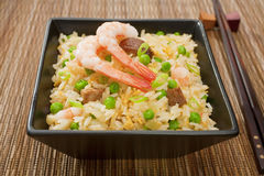 Special Fried Rice Royalty Free Stock Images
