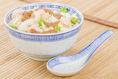 Special Fried Rice Royalty Free Stock Photo