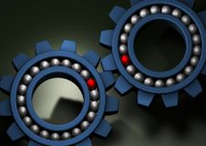 Special Gears Royalty Free Stock Images