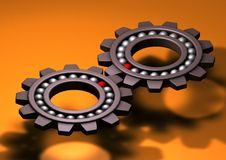 Special Gears Stock Image