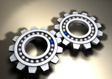 Special Gears Royalty Free Stock Photography