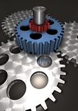 Special Gears Royalty Free Stock Photos