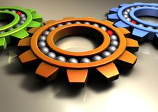 Special Gears Royalty Free Stock Image